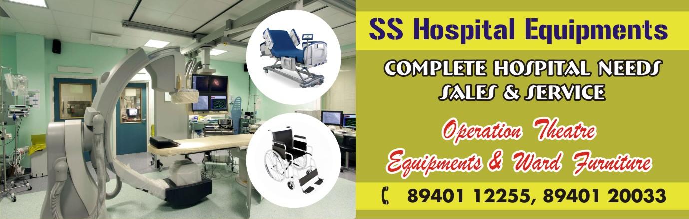 HOSPITAL EQUIPMENT in Palladam, Manufacturers, Exporters, Suppliers