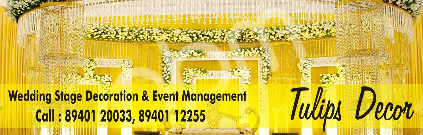 Top 10 MARRIAGE STAGE DECORATION in Karaikudi, Manufacturers