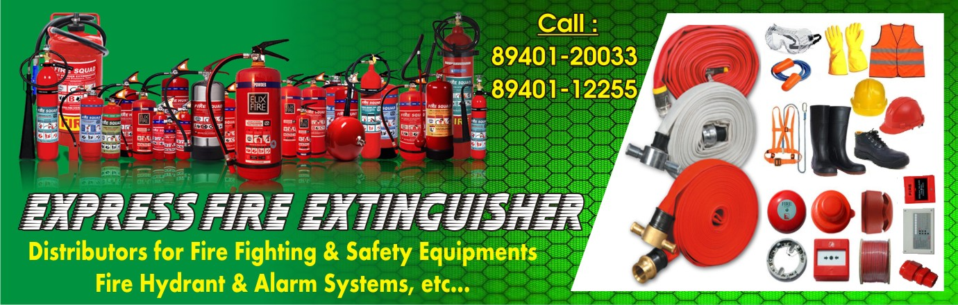 Top 10 FIRE EXTINGUISHER in Pollachi, Manufacturers