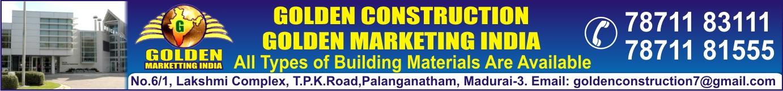 GOLDEN CONSTRUCTION / GOLDEN MARKETING INDIA,