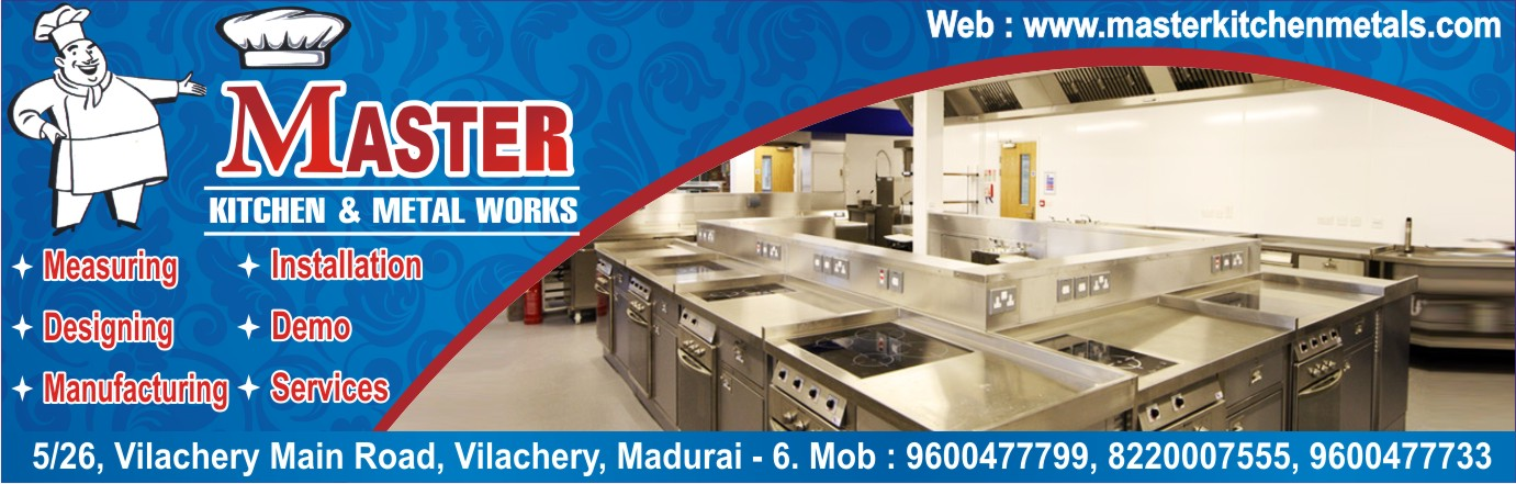 MASTER KITCHEN & METAL WORKS,