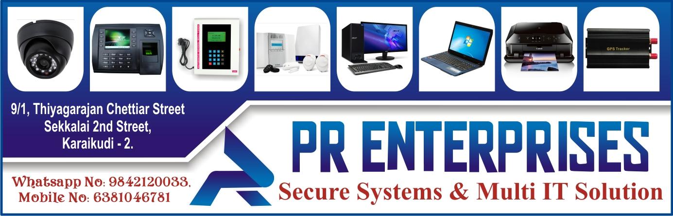 Pr Enterprises In Karaikudi