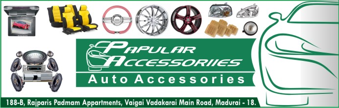 PAPULAR ACCESSORIIES,